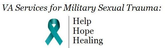 Military Sexual Trauma Awareness Month