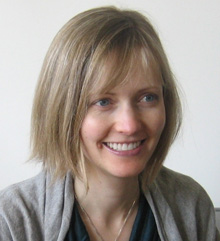 Photo of Dr. Rebecca Crabb.