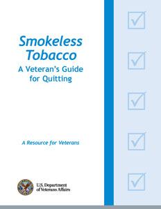 Smokeless Tobacco: A Veteran's Guide for Quitting thumbnail