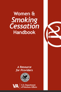 Women & Smoking Cessation Handbook: A Resource for Providers thumbnail